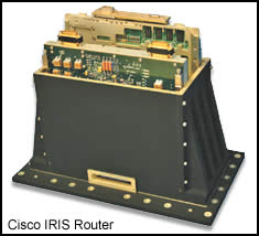 CISCO make satellite communication breakthrough