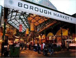 Shopping in London, Borough Market