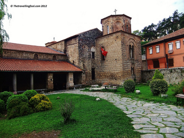 Macedonian Orthodox Churches