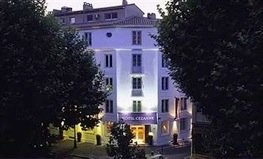 The Hotel Cezanne in Provence