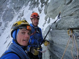 Climbing Expedition to the North Face
