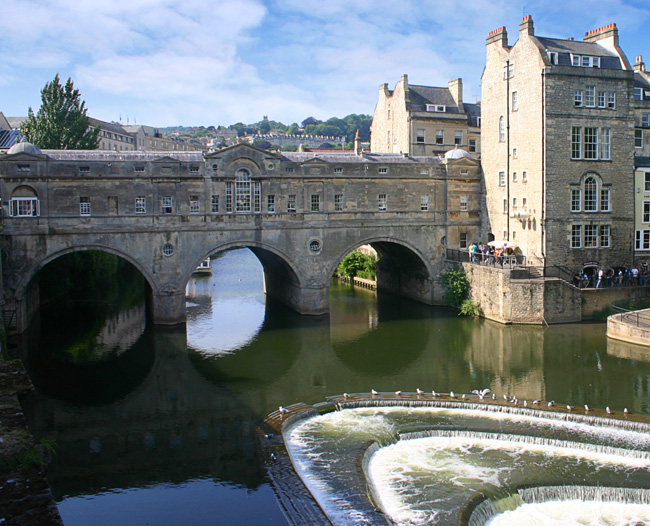 Bath - Must See Locations UK