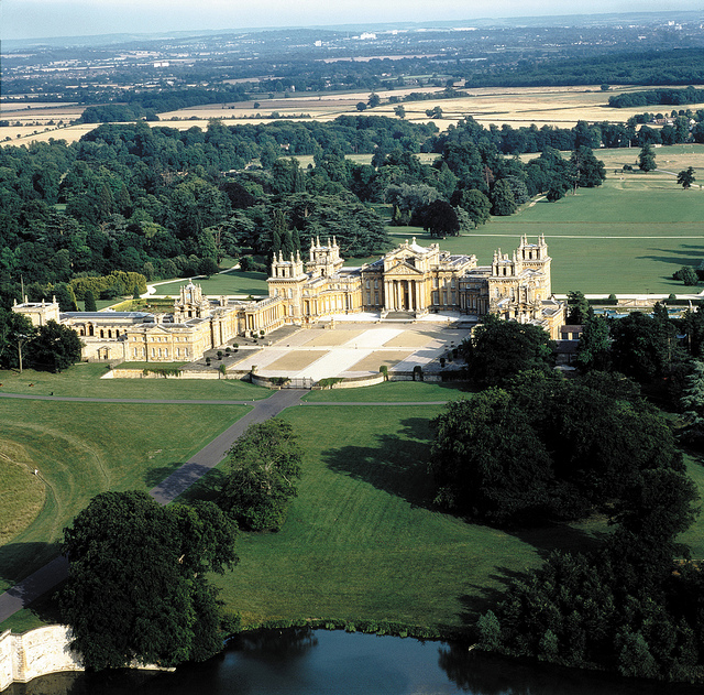Blenheim Palace - Must See Locations UK