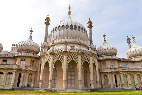 The Royal Pavilion - Must See Locations UK